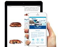 Diseño web | Web design Gelaimar