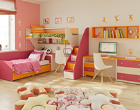 Design children's room