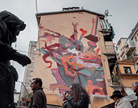 Fritto Misto - Urban art