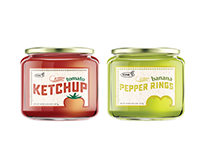 Tone's Spices Packaging Re-design
