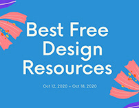10 Best Free Graphic Design Resources Roundup #37