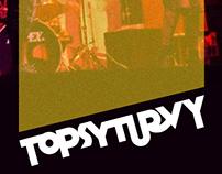 Topsyturvy - logotipo