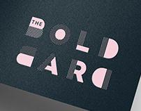 The Bold Bard - Logo Design