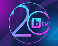 20 Years bTV LOGO
