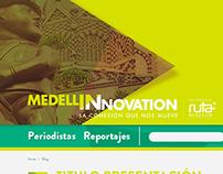 Blog Medellinnovation