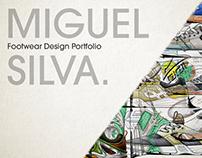 Miguel Silva Footwear Design Portfolio 2016