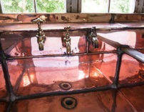Real Copper Kitchen Sinks