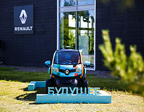 Renault brand day