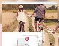 Convites Casamento Personalizados — Responsive Website