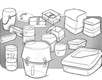 Food Storage Concepts