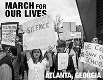 March for Our Lives, Atlanta