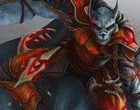 Onaryx - Legendary Games Illustration