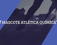 Mascote Atlética Química - UFSC
