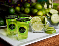 Product Photography - LIQS Cocktail Shot