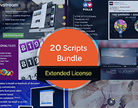 20 Must-Have Scripts for Every Webmaster