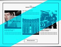ILARIA NISTRI - Web site