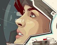 Interstellar - Anne-Hathaway