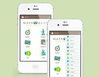 Maya Ka'an App