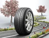 Bridgestone Yaz kampanyası