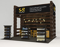 S-5! Booth Concept Design