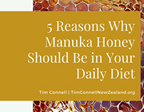 5 Reasons Why Manuka Honey Should Be in Your Daily Diet