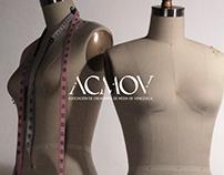 ACMOV • Branding & stationery design