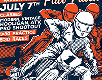 Gears and Gasoline Flat Track