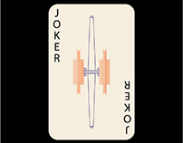 156: 2018 Series 2 - Poker Card Jokers