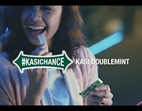 Wrigleys Doublemint: #KasiChance