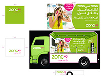 Float Branding | Free Zong Calls | ZONG 4G