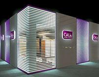 Célio exhibition stand. Esprit meuble 2013, Paris.