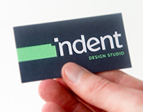 indent design studio Brand Identity