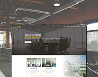 Office Rental - Website Design