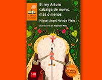 EL REY ARTURO CABALGA DE NUEVO... MÁS O MENOS