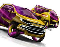Design Ecosport 2022 –  2º Ford Talentos de Design