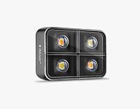IBLAZR 2 | portable LED flash