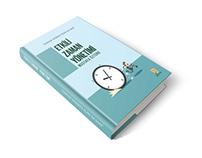 Etkili Zaman Yönetimi kitap kapağı tasarımı