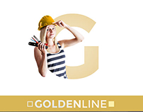 GoldenLine redesign mobile app