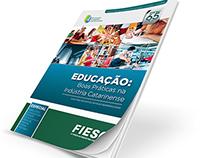 Revista FIESC - Movimento A indústria pela Educação