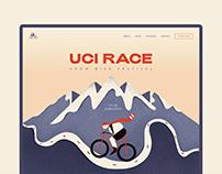 Snow Bike Festival - UCI RACE