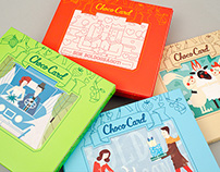 ChocoCard chocolate packagings