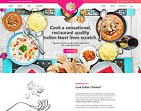 Spice Craft Web Design