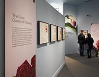 Smithsonian Postal Museum | Beautiful Blooms exhibition