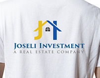 Joseli Investment Logo Design
