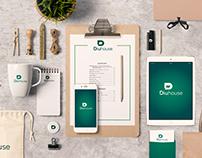 Diuhouse_ Tea Branding