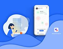Restez Chez Vous (Mobile Application) | UX/UI
