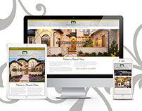 Monarch Homes Web Design