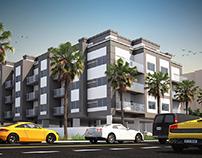 G + 3 Residential Building in Dubai