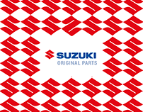 Suzuki- Original parts