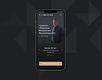 Landing page for the 👨🏻⚖️ lawyer
